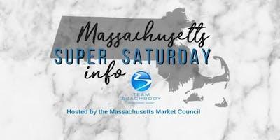 Boston Super Saturday - January 13, 2019