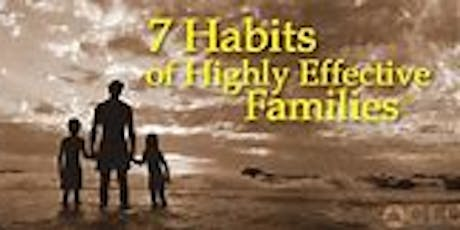7 habits for Highly Efective Military Famalies tickets