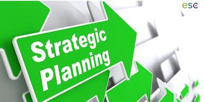 Strategic Planning Workshop: Building a Collaborative & Implementable Plan