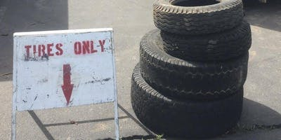 FREE Tire Recycling Event in Lake Elsinore