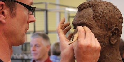 Portrait Sculpture:  A 4-Day Training