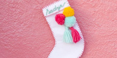 Handcrafted Holidays - Family Friendly | Holiday Stocking | Dec 16