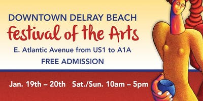 30th Annual Downtown Delray Beach Festival of the Arts