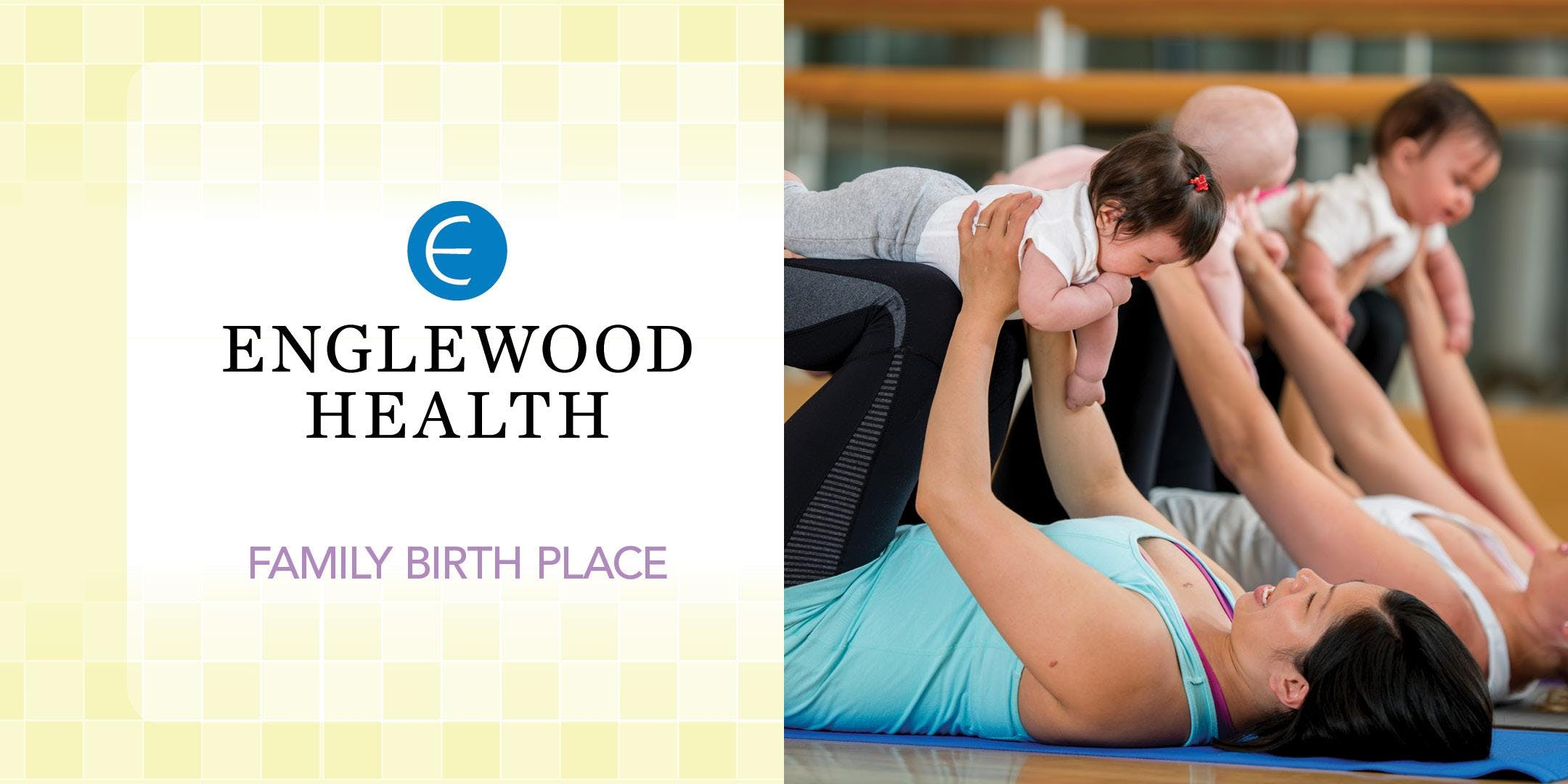 More info: Mommy and Me Postnatal Yoga Series