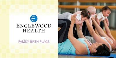 Mommy and Me Postnatal Yoga Series (JAN 17-FEB 21)