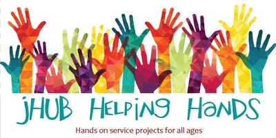 jHUB Helping Hands- Westside