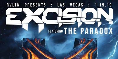 RVLTN Presents: EXCISION - Paradox Tour w/ Squnto, Sullivan King & He$h (18+)