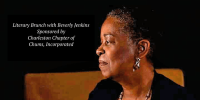 Literary Brunch with Beverly Jenkins