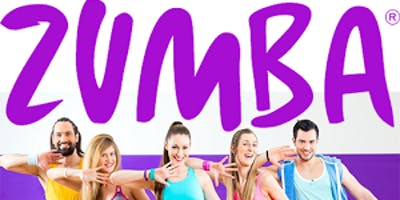 Zumba Fitness Camp - Free Trial Class