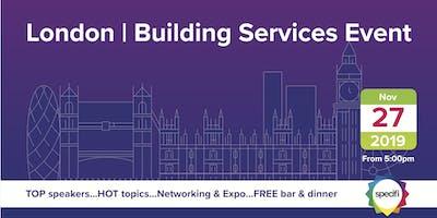Specifi London 2 - BUILDING SERVICES EVENT
