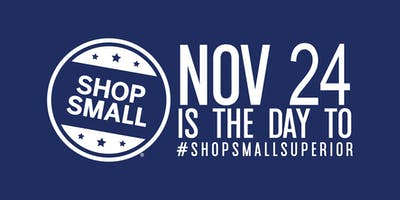 Small Business Saturday Sip & Shop