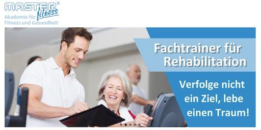 Ausbildung zum Fachtrainer für Rehabilitation