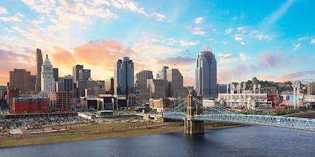 The Multi-Profession Diversity Job Fair of Cincinnati tickets
