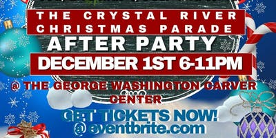 Crystal River Parade After Party