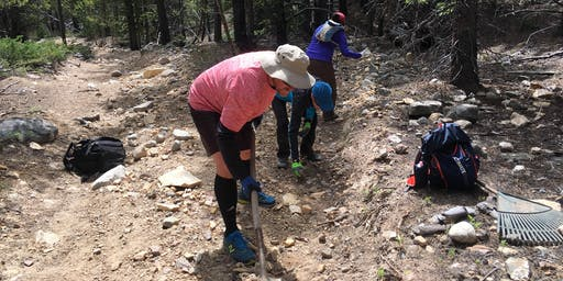 2019 HPRS Trail Work Day #4
