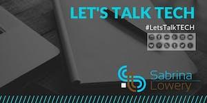 #LetsTalkTech Advanced Technology Bootcamp For...