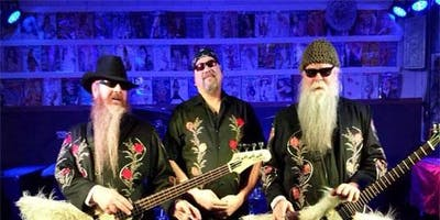The Eliminator Band:A Tribute to ZZ TOP @ Park Theatre