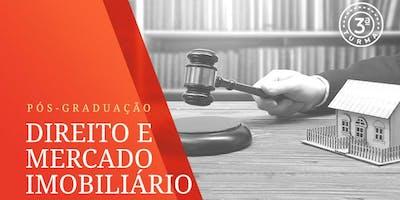 [Terceira Turma] Pós Graduação em Direito e Mercado Imobiliário