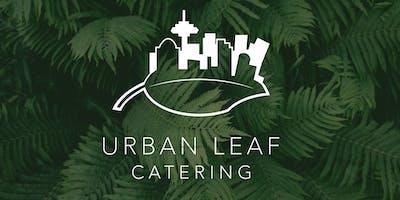 Urban Leaf Pop Up at SOIL