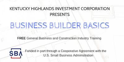 Business Builder Basics - Course 3 - London, Kentucky