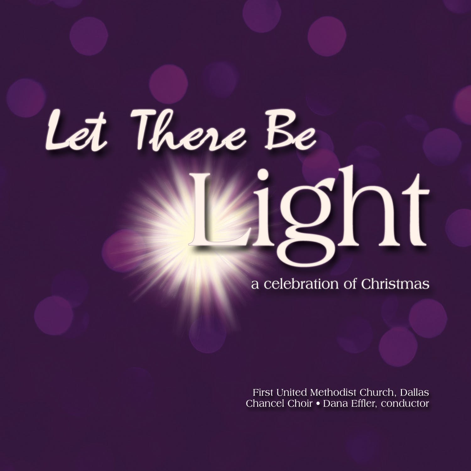 Let There Be Light: Chancel Choir Christmas CDs