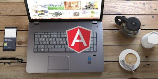 Wprowadzenie do tworzenia aplikacji webowych z wykorzystaniem frameworka Angular.js - Dwudniowe szkolenie