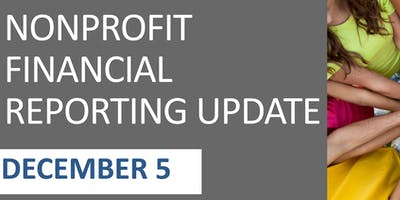 Nonprofit Financial Reporting - Pittsburgh