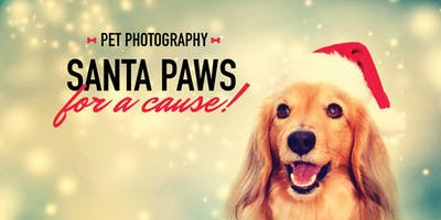 Santa Paws For A Cause Pet Photography @ Marketown Shopping Centre Newcastle