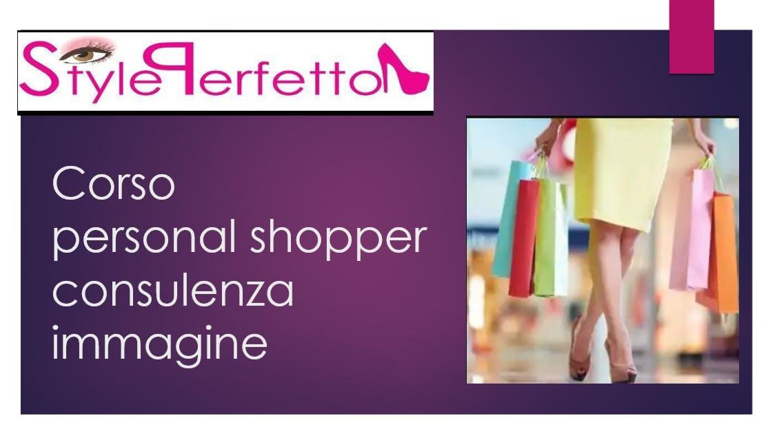 Passione shopping come trasformarlo in business il personal shopper