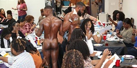 Tampa Exotic Paintings Male Model Sip and Paint tickets