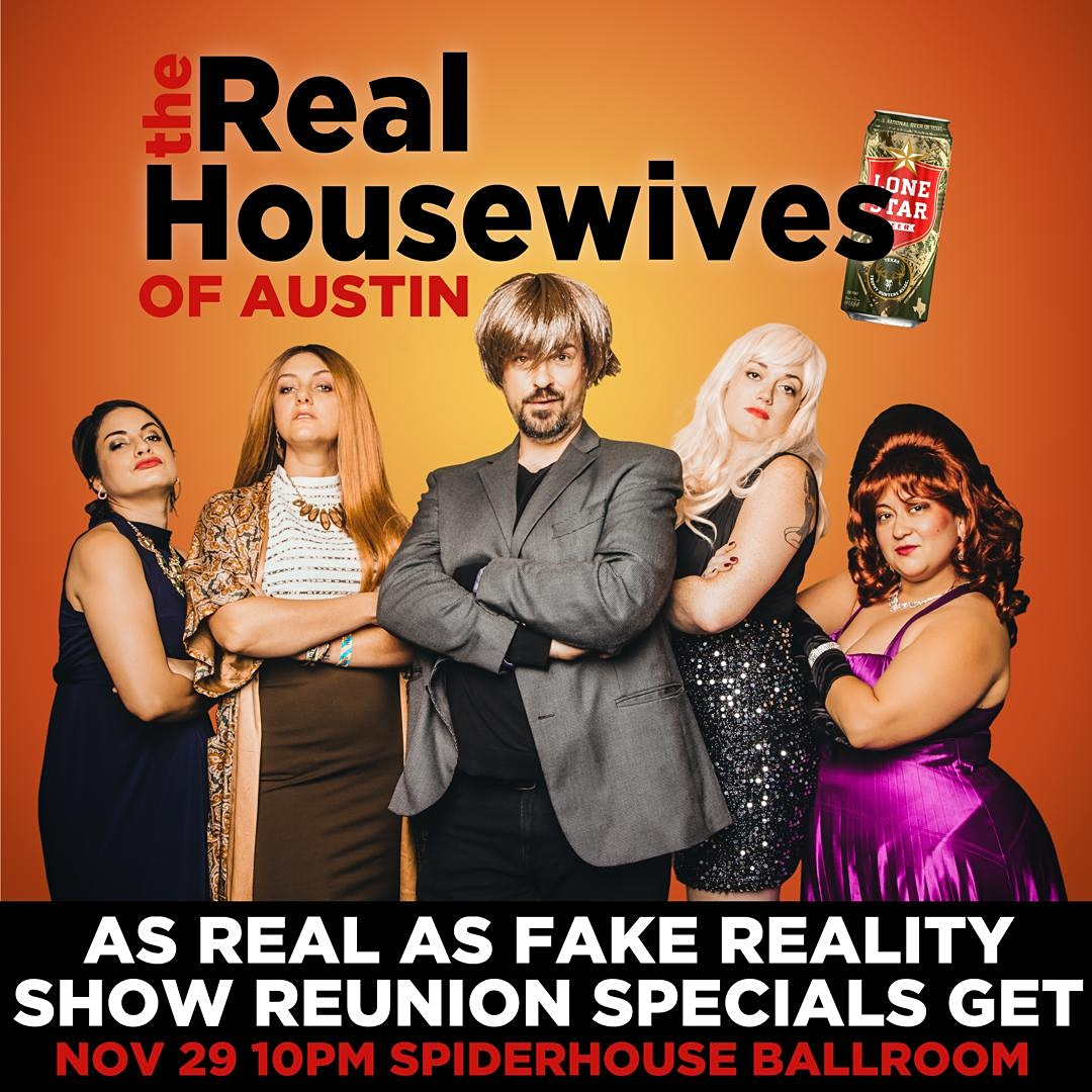 The Real Housewives of Austin Reunion Special LIVE