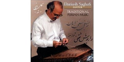 Sounds of Persia: Traditional music from Iran for santur and strings.