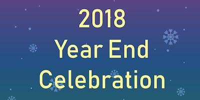 2018 Year End Celebration