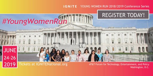 Young Women Run Washington, D.C.