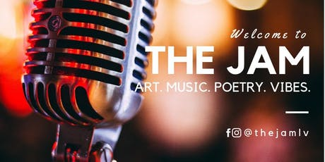 THE JAM Open Mic Night @ Ninja Karaoke tickets