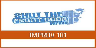 Adult Improv 101 -  Starting January 17th, 2019