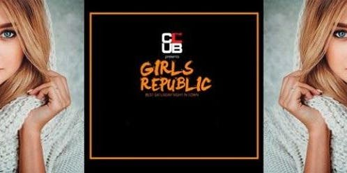 The Club: ~ Saturday Girls Republic ~