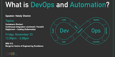 DevOps and Automation with Nataly
