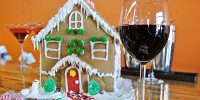 Gingerbread House Workshop 3