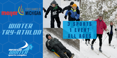 State Games of Michigan Winter Try-Athlon