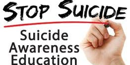 A MOTHER'S STORY & SOS SIGNS OF SUICIDE PREVENTION PROGRAM OCTOBER 30, 2019