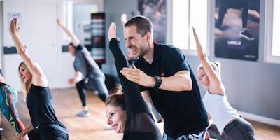 Séance de Yoga offerte chez Keep Tonic (22 novembre)