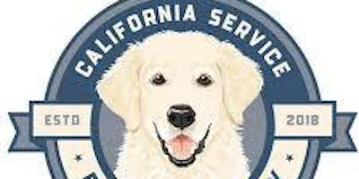 ACVH & CSDA Service Dog Program for Warfighters