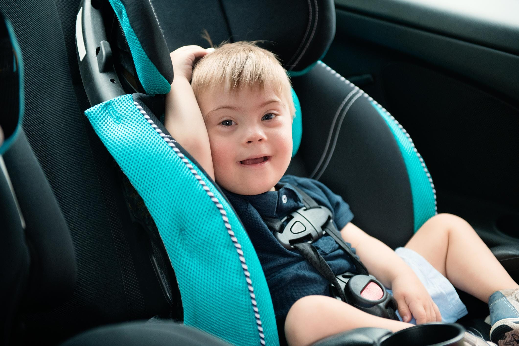 Safe Travel for All Children: Transporting Children with Special Health Care Needs
