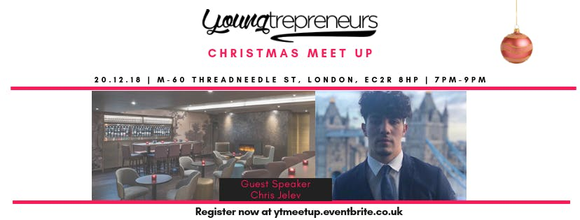 Youngtrepreneurs Christmas Meet Up