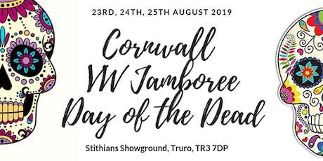 Cornwall Volkswagen Jamboree 2019 tickets