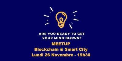 Conférence Singularity University Bordeaux / Blockchain et Smart City