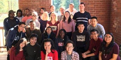 UOP & Delta Spring Vision Camp 2019