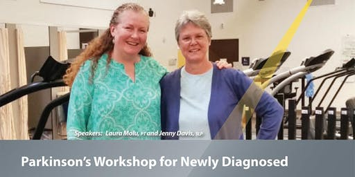 Parkinson's Workshop for Newly Diagnosed, October 24, 2019
