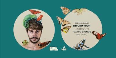 """Alessio Bondì - """"Nivuru"""" @ Teatro Biondo Palermo"""